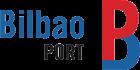 Logotipo de Bilbaoport, la web de la Autoridad Portuaria de Bilbao